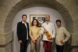Atelier du nombre d'or Mathieu Goddefroy et Gert Echhorn et Aline Putot