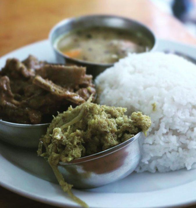 Popular Food in Fiji - Duruka