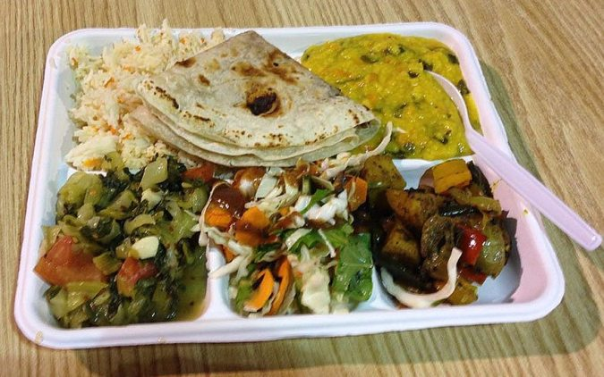 Popular Food in Fiji - Fijian Indian Food