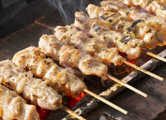Best Indoor Yakitori Grill