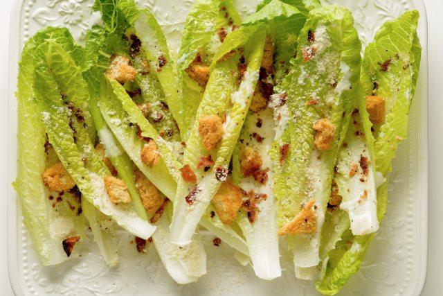 Baja California Cuisine Caesar Sald