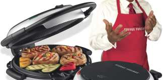 Best George Foreman Grills - Hero