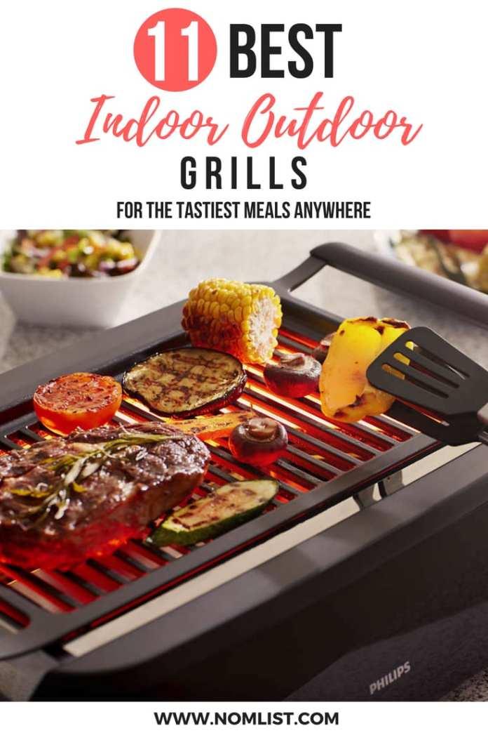Best indoor outdoor grills - Pinterest