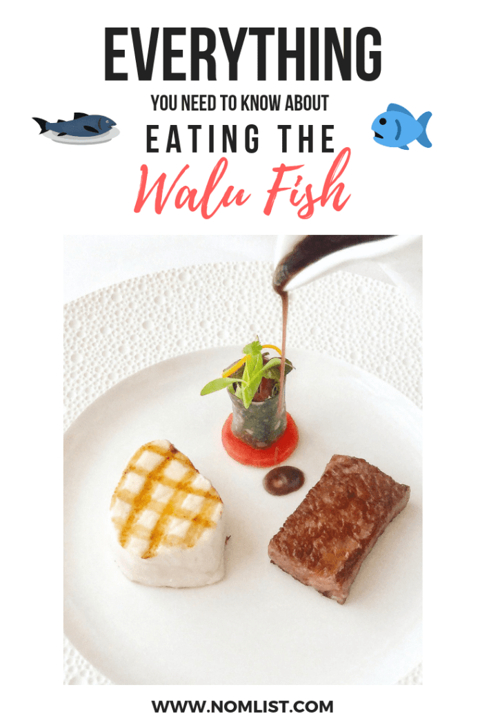 Everything You Need to Know about Eating the Walu Fish Escolar - Pinterest