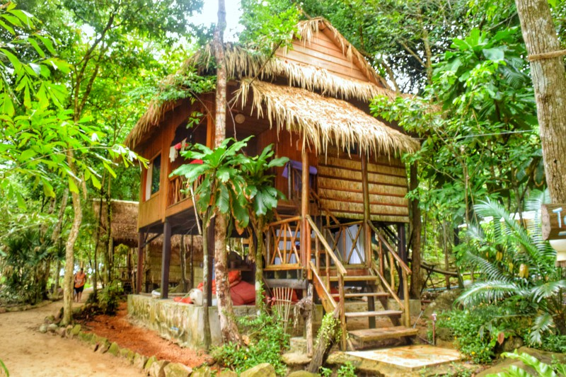 Treehouse, Koh Rong