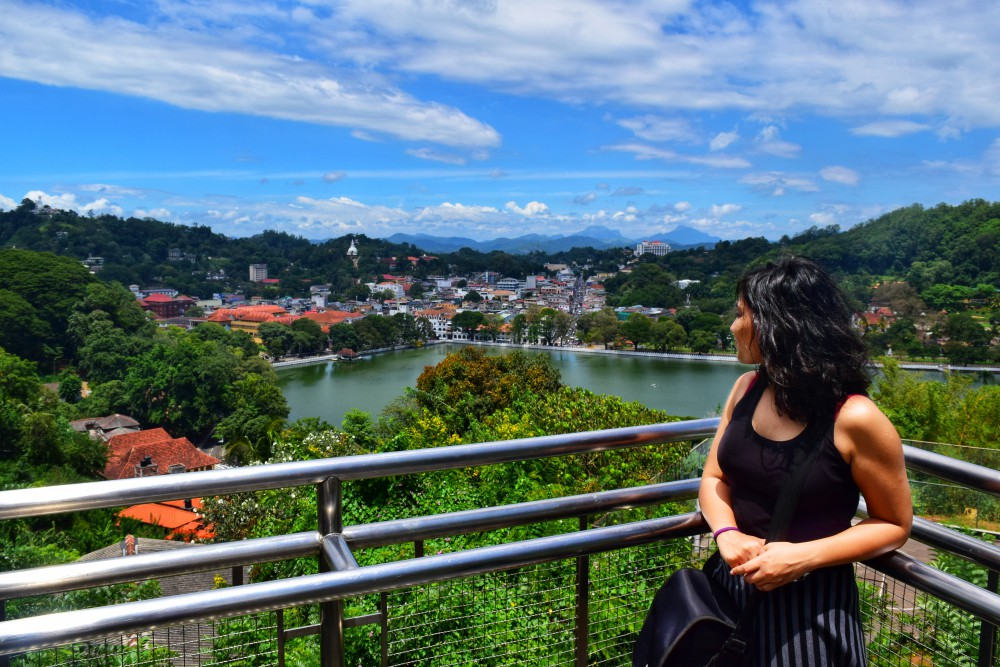 Kandy Lake View