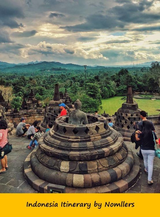 Indonesia Itinerary