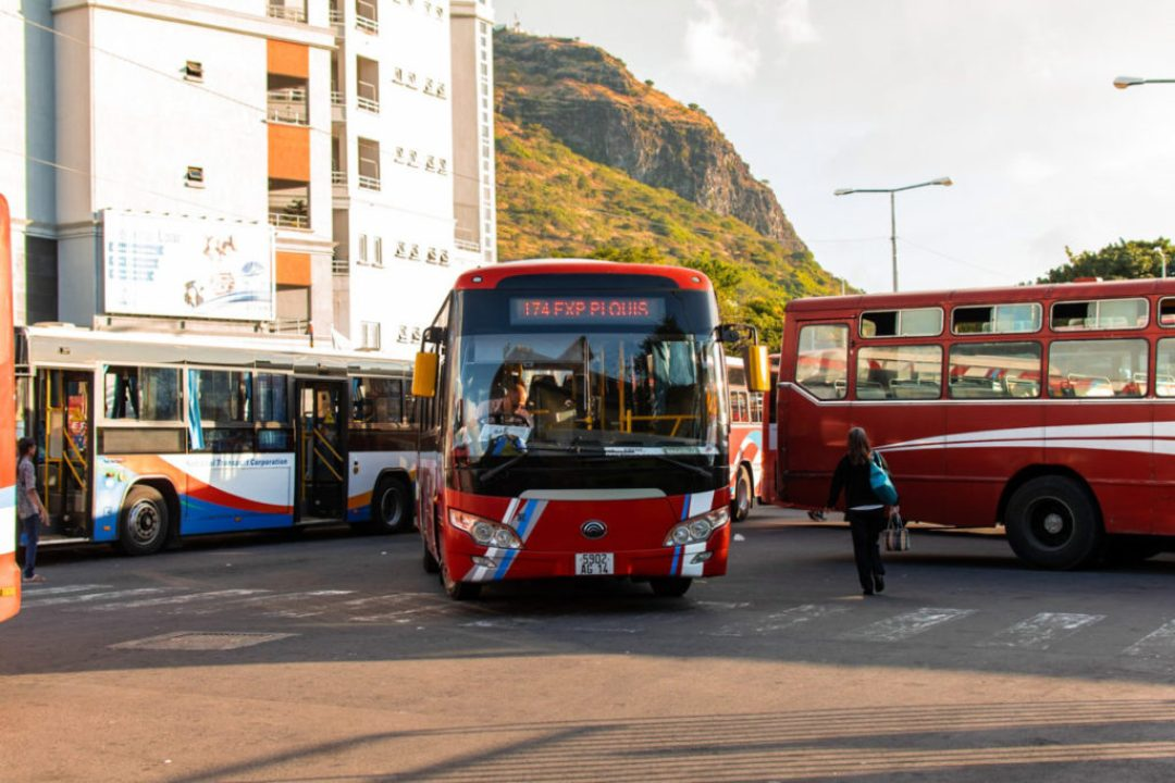 Buses in Mauritius