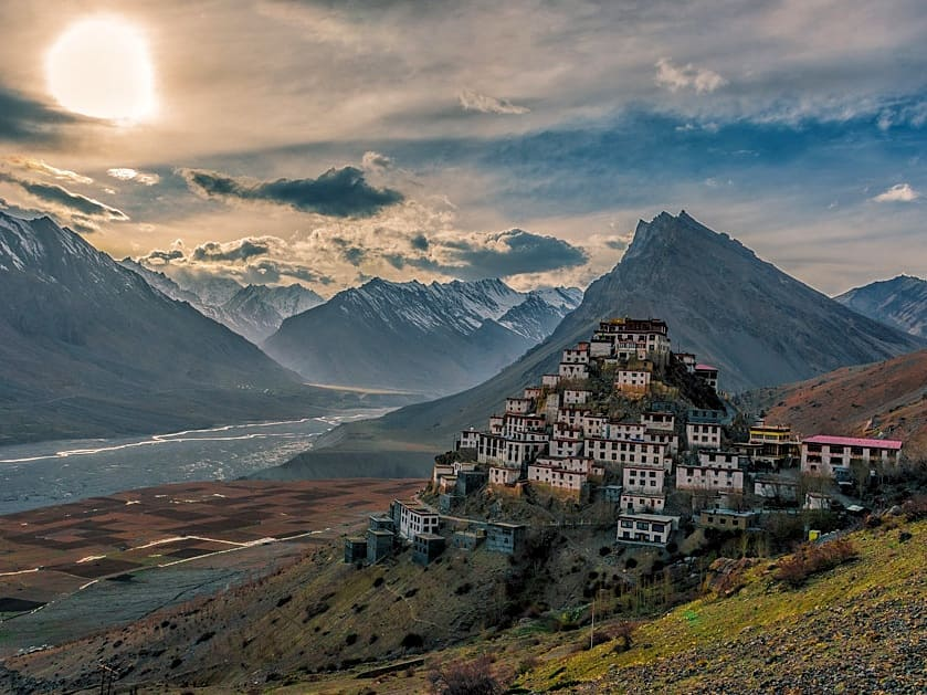 Spiti, Hill Stations in India