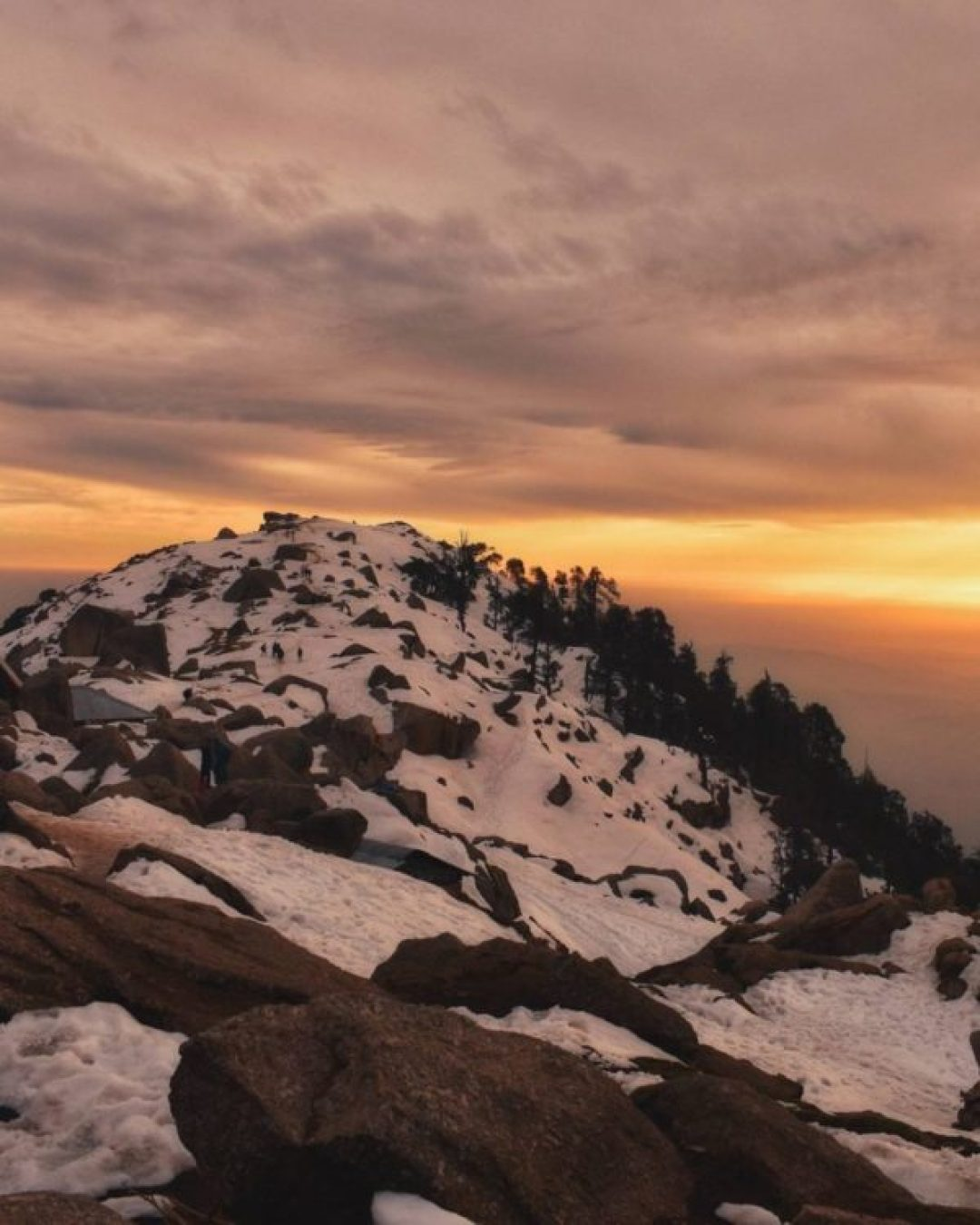 Triund, Hill Stations in India