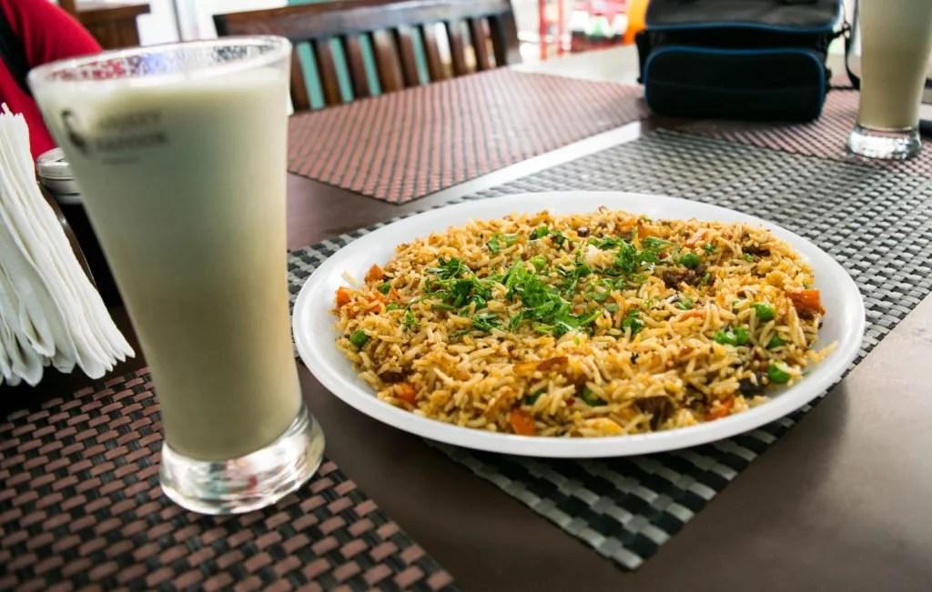 Norbu Ghakyil Restaurant, Bir Billing