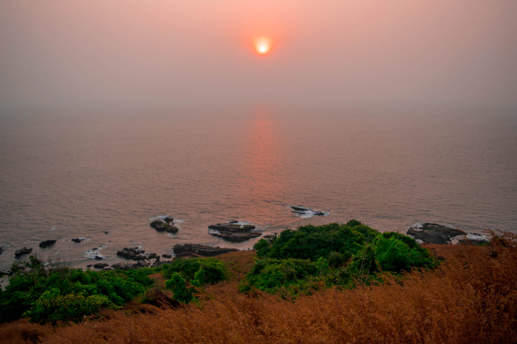 Sunset in Goa, Things to Do in Goa