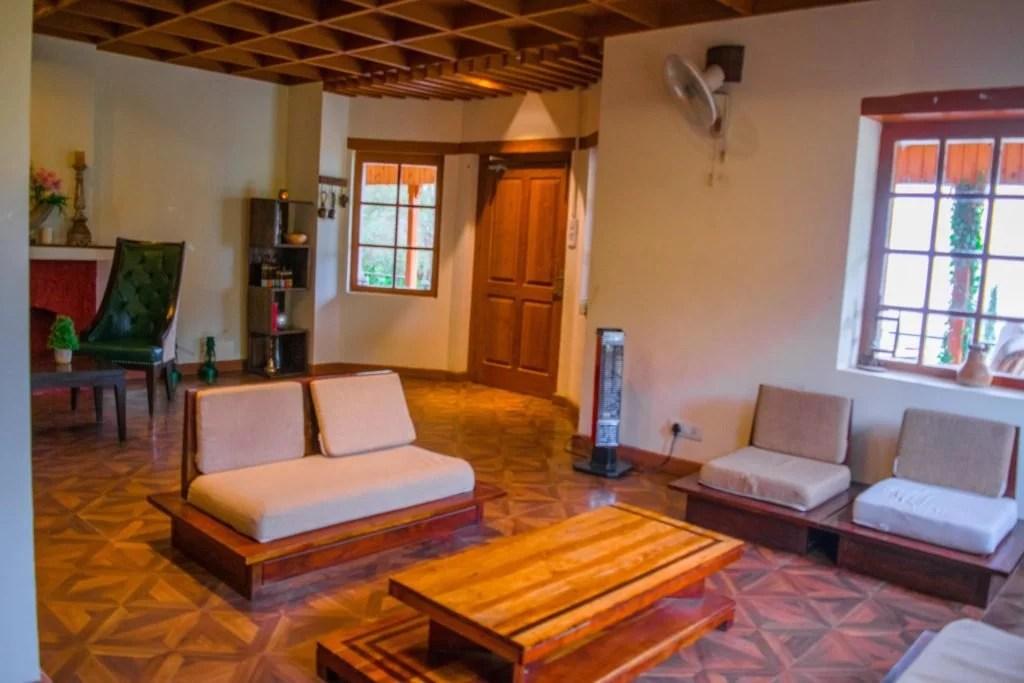 Sylvan Villa Interiors