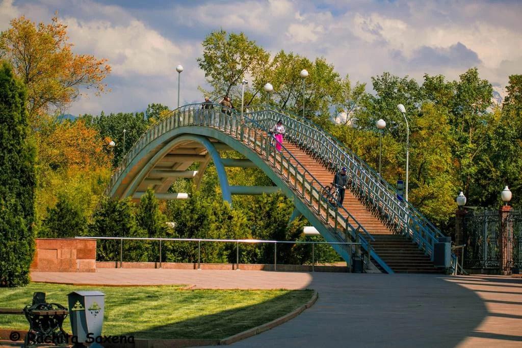 First President Park Bridge