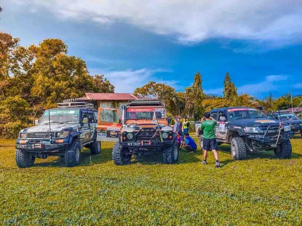Kota Kinabalu 4WD