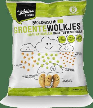 De Kleine Keuken - Biologische Groentenwolkjes