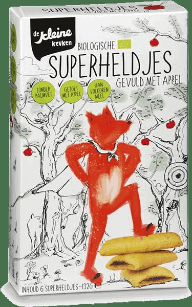 De Kleine Keuken - Biologische Superheldjes