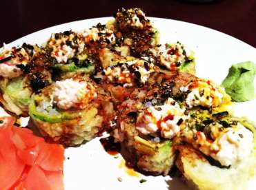 Cosumo Roll from Sushi Zushi