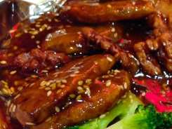 Beef Mix Vegetables from Yuan Fu Vegetarian