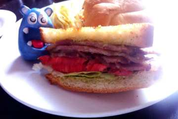 BLT Sandwich from Addie's