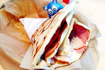 Big Papa Crepe from Crepeaway