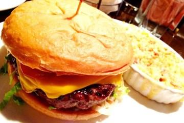 Cheddar Cheeseburger from Jackson's