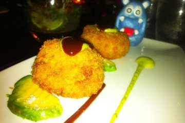 Crispy Creole Crabcake from Co Co Sala