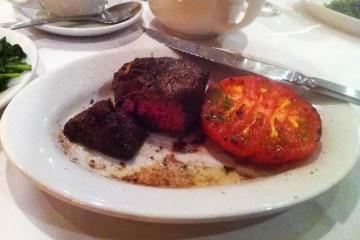 Filet Steak $41@ Ruth's Chris Tyson
