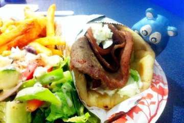 Gyro Pita from Greek Place