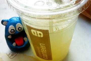 Lemonade from Community Canteen