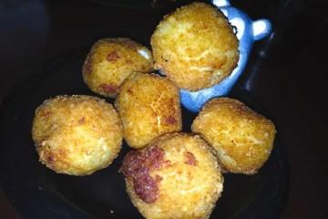 Mac n Cheese Chicken Nuggets from BlackFinn