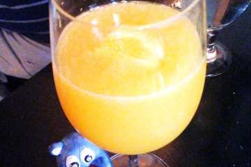 Mimosas from Tabard Inn
