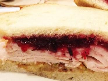 Nobadeer Thanksgiving Sandwich $9 @ Jetties Bethesda