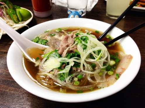 P1 Pho Dac Biet from Pho Eatery