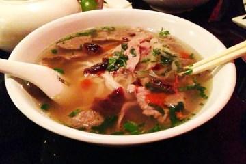 Pho Bo from Hanoi House