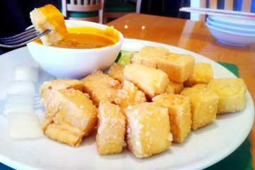 Satay Tofu from Grand Fuson