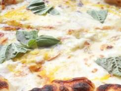 Sugo White Pizza $14 @ Sugo Osteria Rockville