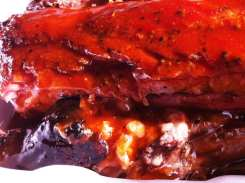 BBQ Ribs from Pat's
