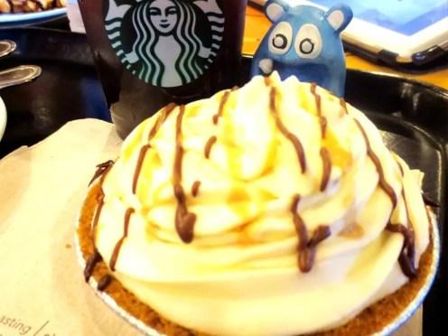 Banoffee Pie from Starbucks Philippines