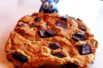 Big Cookie from Zoes Kitchen