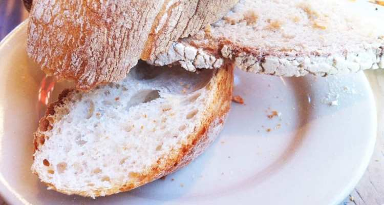 Bread from Le Pain Quotidien