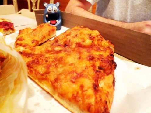 Cheese Pizza @ Shakey's Pizza Manila Philippines