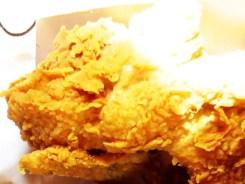 Chickenjoy w/ Spaghetti from Jollibee Philippines