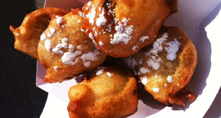 Deep Fried Oreos from Montgomery County Fair