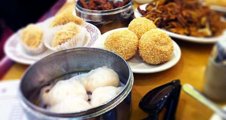 Dim Sum from China Garden