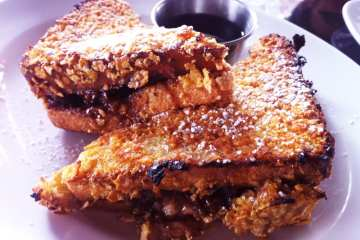 French Toast from Getaway
