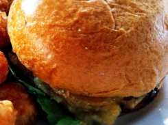 Fried Green Tomato BLT from Getaway