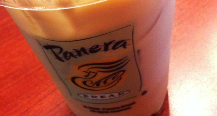 Iced Chai Tea Latte from Panera