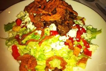 Kansas Steak Caesar Salad from Chadwick's