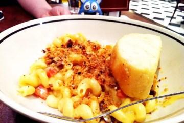 Mac & Three Cheese from Corner Bakery